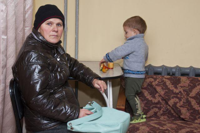 Беженцы продолжают прибывать в Омскую область.