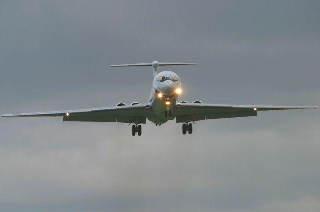 Самолёты из Москвы приземлились не в Омске, а в Новосибирске.
