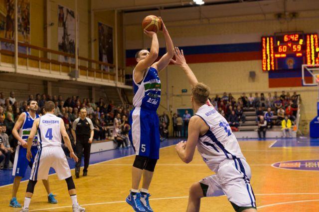 Никола Лепоевич в матче с БК