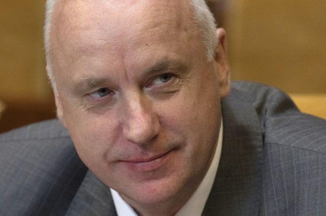А. Бастрыкин, председатель Следственного комитета.