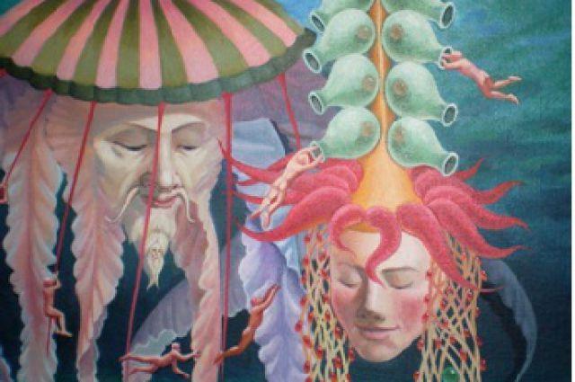 В Екатеринбурге откроется выставка снов известного художника