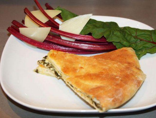 осетинские пироги со свекольной ботвой рецепт