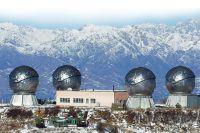 Объект «Окно», он же оптико-электронный комплекс «Нурек» в Таджикистане. Правда красивый?
