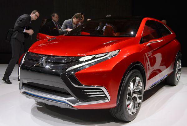 Mitsubishi Concept XR.