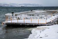 Если порт Владивосток станет свободным, причалы перестанут пустовать.