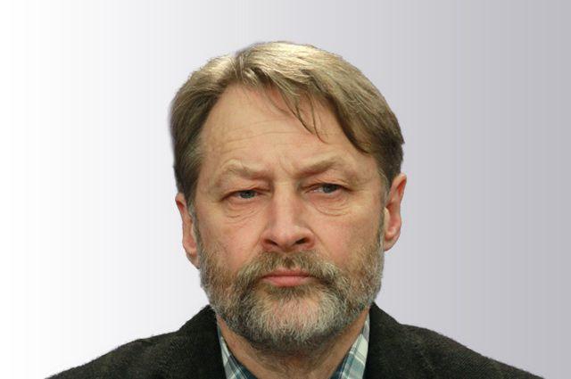 Дмитрий Орешкин.