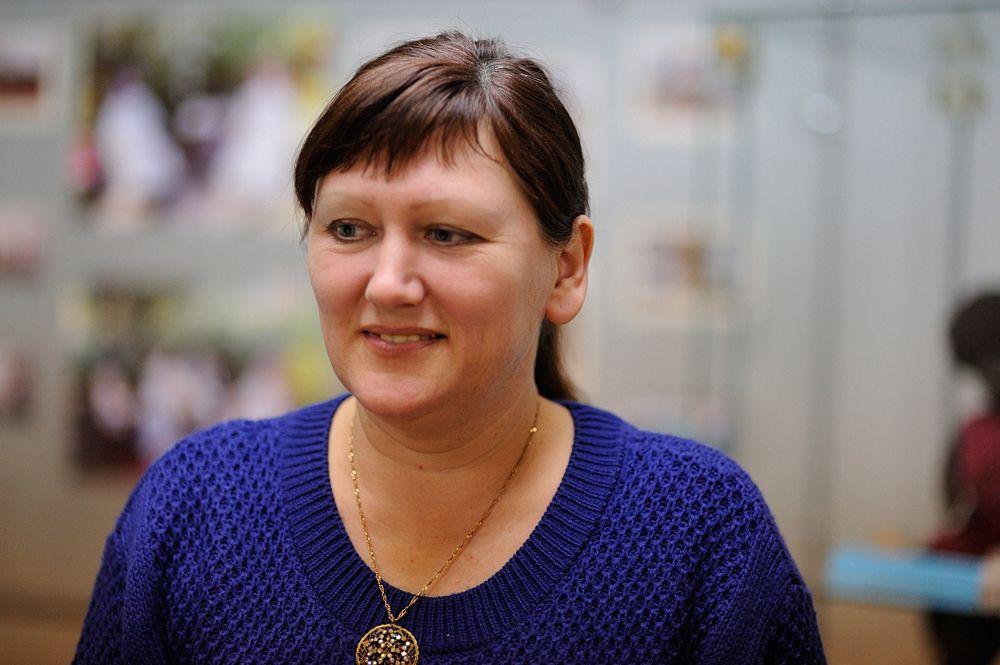 Коллекционер Ирина Киек.