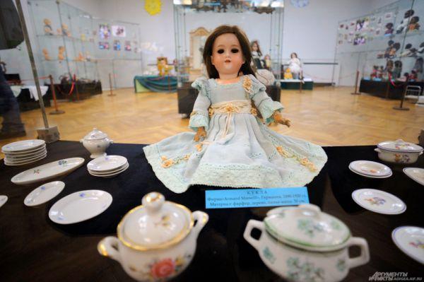 Кукла немецкого мастера Арманда Марселя, 1890-1920 гг.
