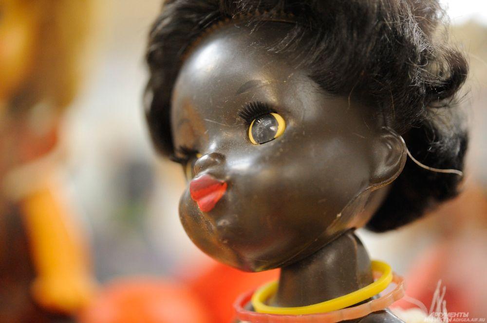 Кукла из Австрии, 1960-1980 гг.