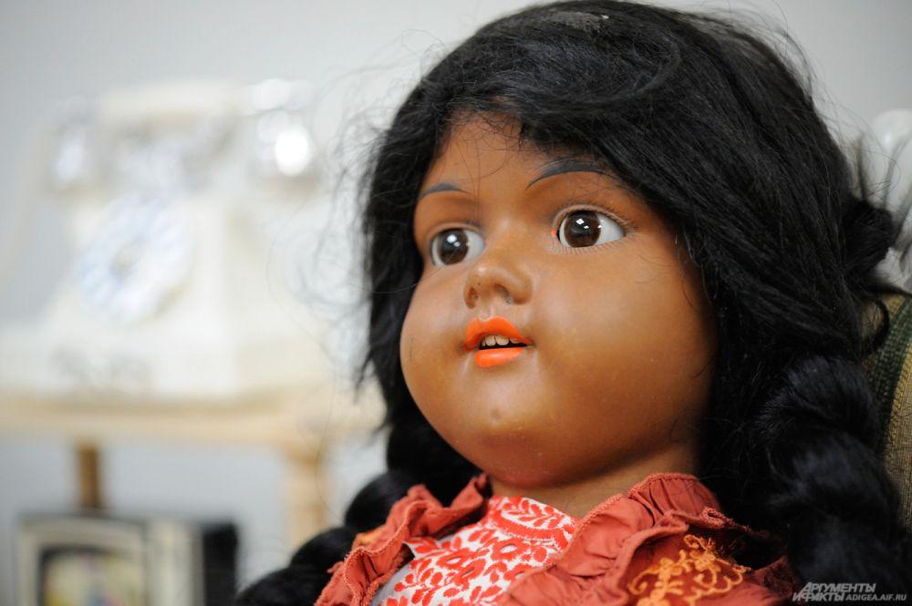 Кукла немецкого мастера Арманда Марселя, 1920 г.
