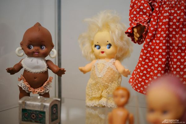 Американские куклы «Кьюпи», начало XX в.