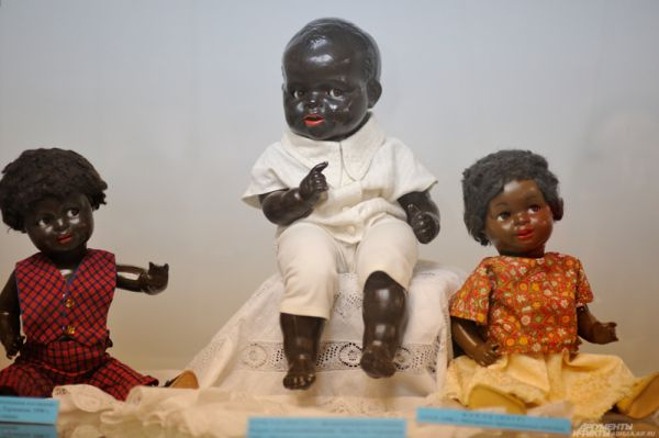 Кукла «Том» немецкой фирмы «Каммер и Райнхард», 1920 г.