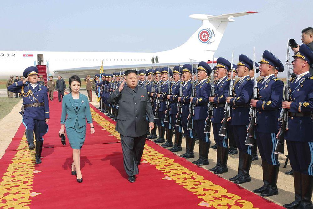 По мнению Ким Чен Ына, когда строительство комплекса будет закончено, Пхеньян преобразится «на зависть всему миру».