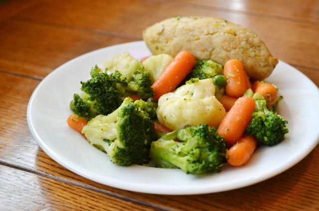 Овощи в диете номер 5