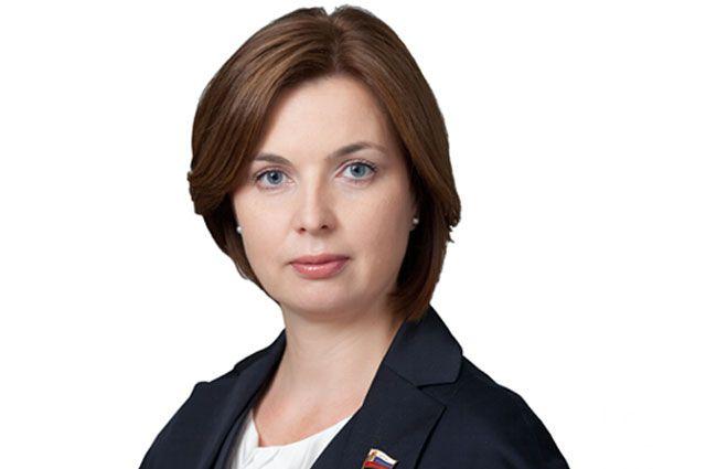 Ольга Хитрова выступила на «круглом столе».