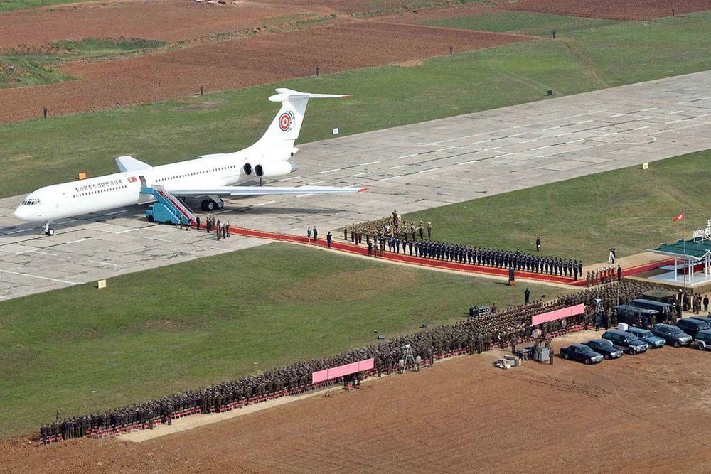 Эксперты пришли к выводу, что «Борт № 1 КНДР» – это реактивный межконтинентальный пассажирский самолет Ил-62, который начали производить еще во времена СССР, широко поставляя его и в социалистические страны.