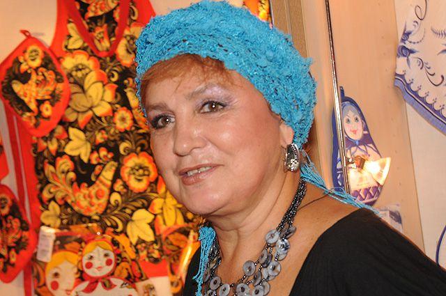 Татьяна Судец.