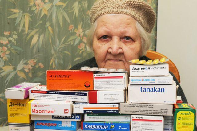препараты от деменции у пожилых после инсульта