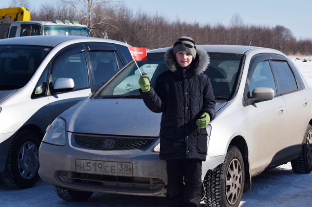 Участник №6. Азизов Максим