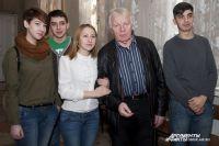 Юрия Назарова любят зрители любого возраста.