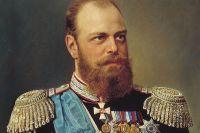 Александр III на портрете Н. Г. Шильдера.