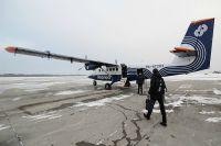 Самолёт DHC-6 TwinOtter 400 к вылету готов.