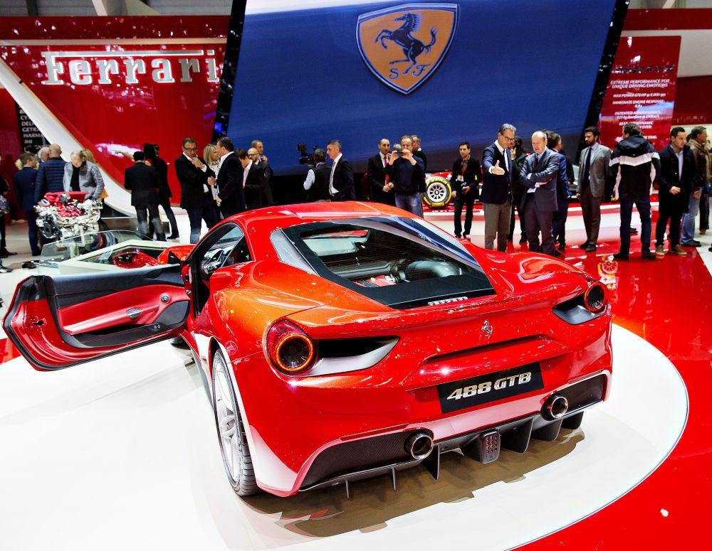 Международный автосалон в Женеве: лучшие новинки мирового автопрома