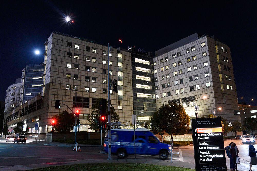 В настоящее время Форд госпитализирован в местную больницу.