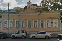 Дом-музей В.Л. Пушкина на Старой Басманной.