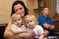 У Ольги и Сергея Иванчук - 11 родных детей. И это - их настоящее счастье!