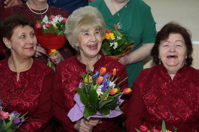 Народный академический хор имени Алексея Голубева - один из старейших в области.