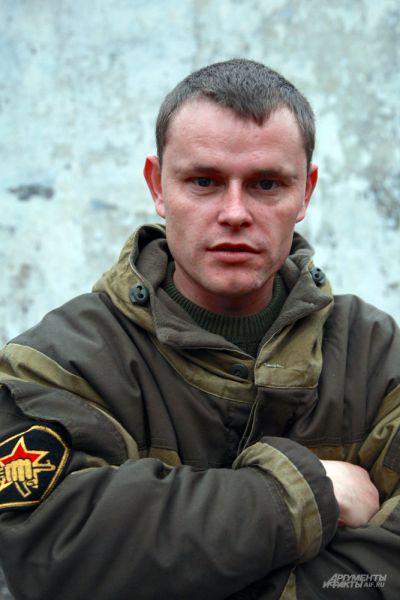 Дмитрий «Лютый» – командир батальона «Брянска» (СССР).
