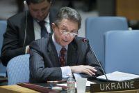 Постпред в ООН Cергеев