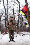 Александр  «Сибирь» – командир батальона имени Александра Невского, раньше входил в состав бригады «Призрак».