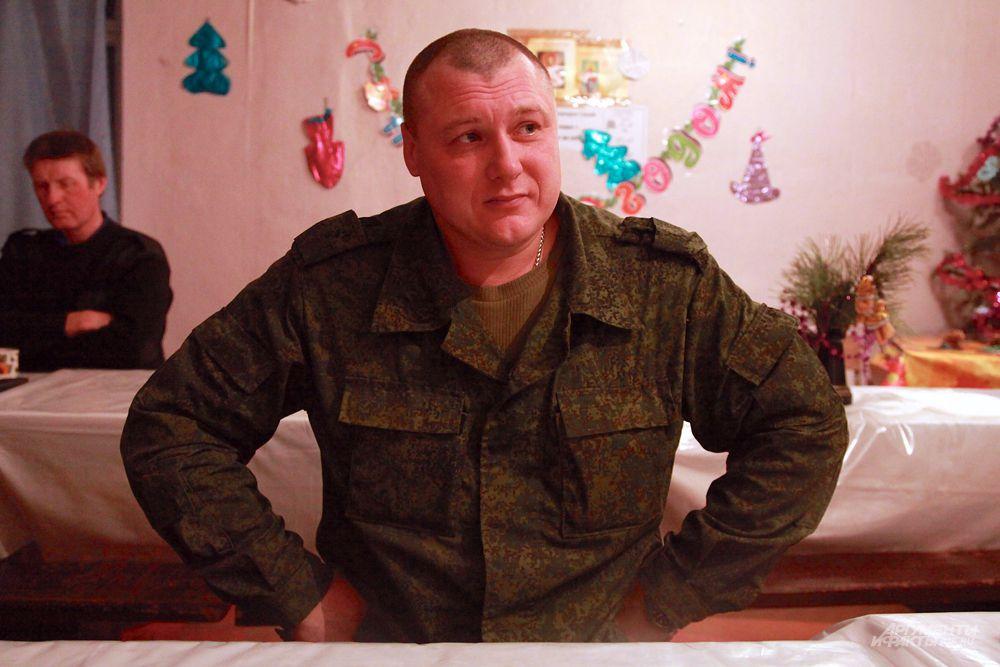 Анатолий «Атаман» – командир отряда имени Ермака, который до совсем недавнего прошлого находился в составе бригады «Призрак».