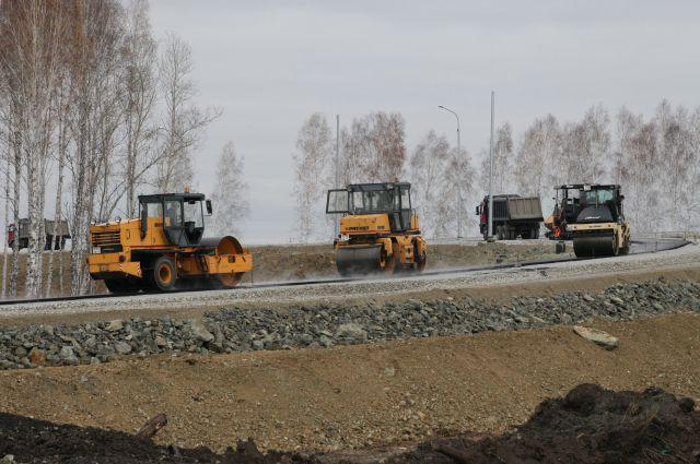 В Омской области собираются построить около 42 километров дорог.