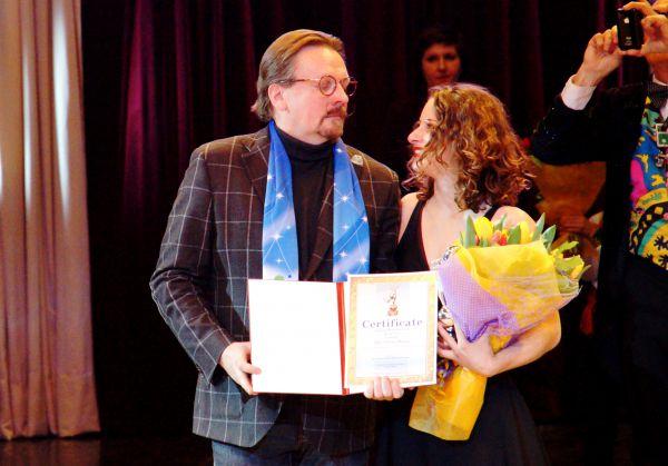 Канадка Анжела Бонжиовонни получила серебро.