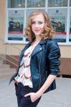 """""""Мисс зрительских симпатий"""" Юлия Бондаренко."""