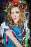 Юлия Бондаренко представляла на конкурсе украинцев.