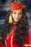 Ава Сейтумерова представляла на конкурсе крымских татар.