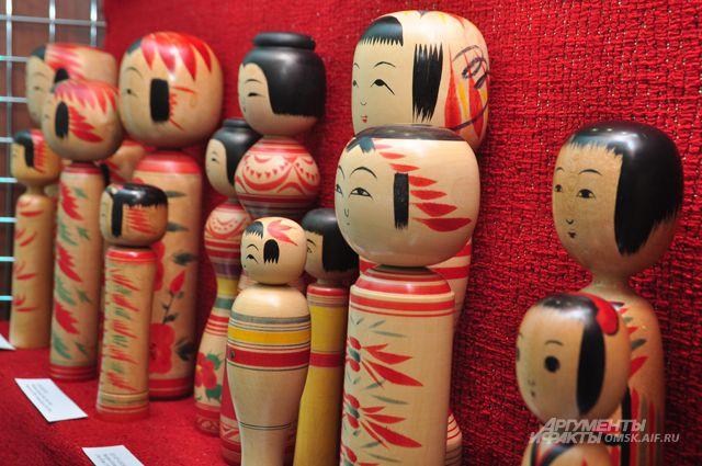 Изначально эти куклы были ритуальными.
