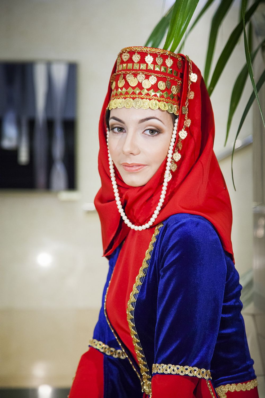 Шагане Микаелян представляла на конкурсе армян.