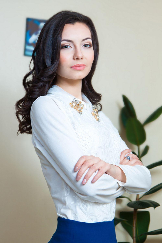 """""""Мисс интернет"""" Шагане Микаелян."""