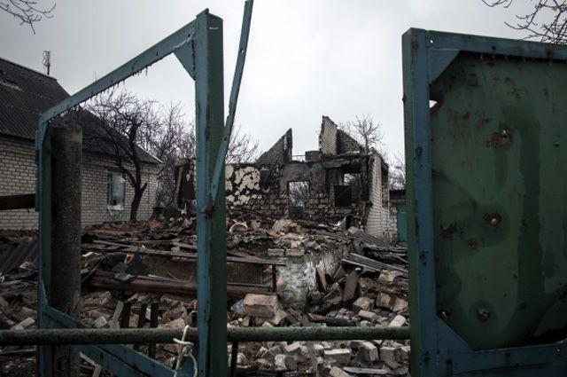 Разруху придётся преодолевать в условиях экономической блокады со стороны Киева.