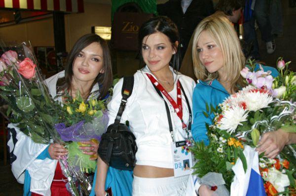 В 2007 году защищать честь России отправилась на тот момент малоизвестная группа «Серебро» (SEREBRO), которая с песней «Song #1» («Песня № 1») выступила достаточно успешно – она стала третьей.