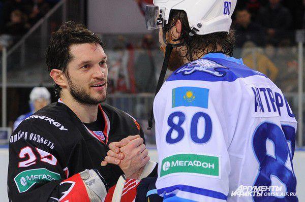 Вадим Хомицкий и Николай Антропов.