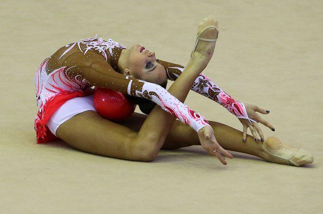 В Омске соберутся лучшие гимнастки Сибири.