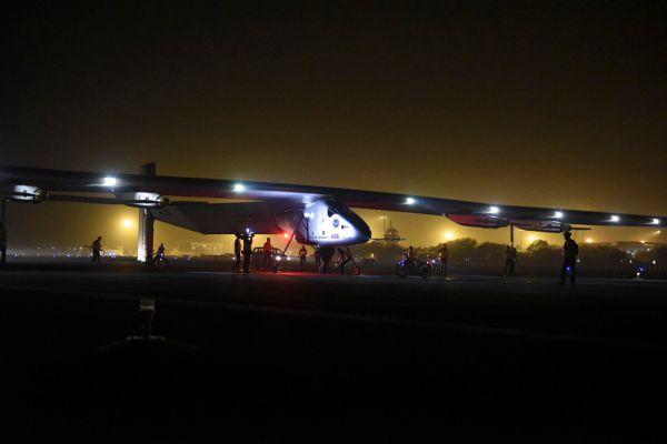 Solar Impulse - амбициозный проект, который призван обратить внимание человечества на альтернативные источники энергии.