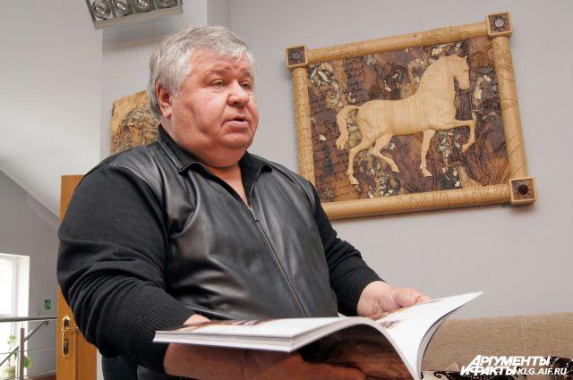 Емельяновы произвели фурор на выставке в Лувре, а сейчас готовятся ехать в Милан.