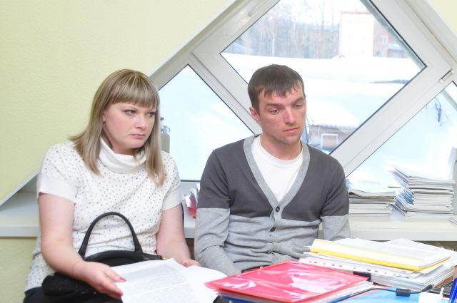 Родители Арины Остроушко.